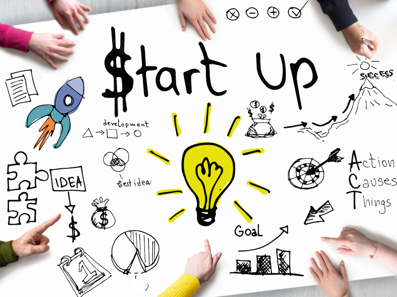 Start Up   4ward Business Solutions